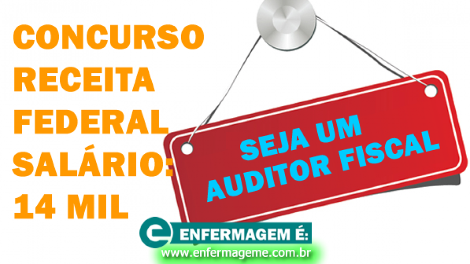 Concurso Auditor Fiscal