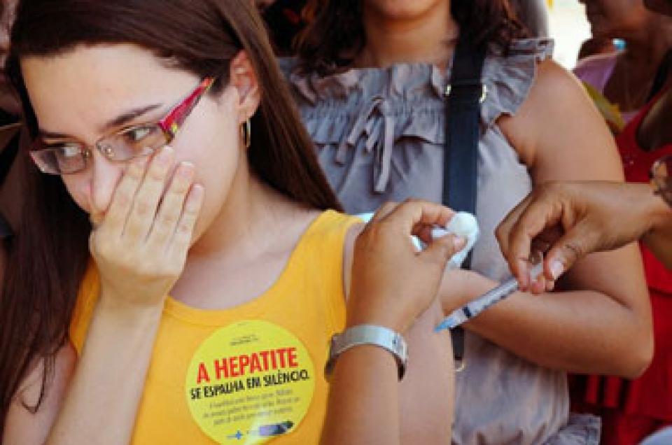 Hepatite B causa mais de meio milhão de óbitos ao ano no mundo