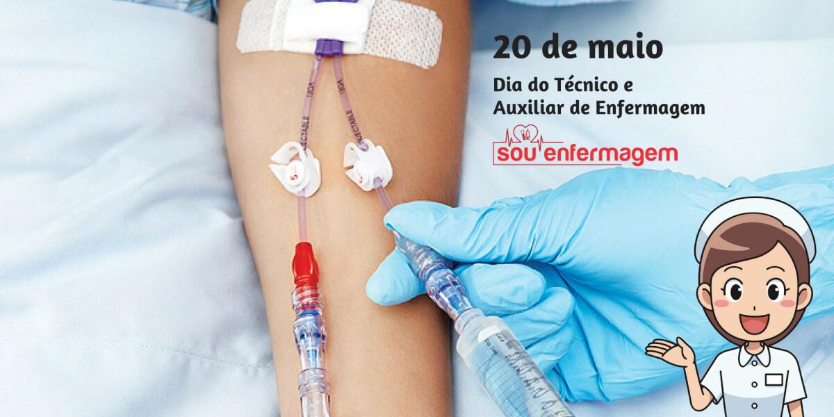Dia do Técnico e Auxiliar de Enfermagem