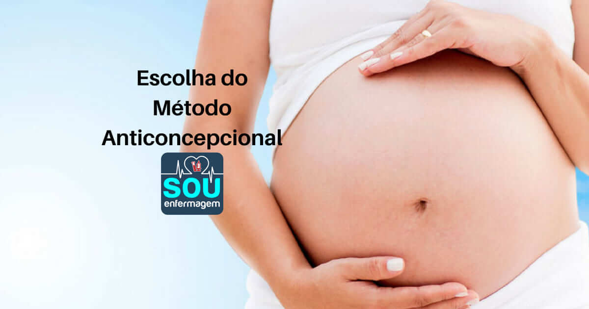 Escolha do Método Anticoncepcional
