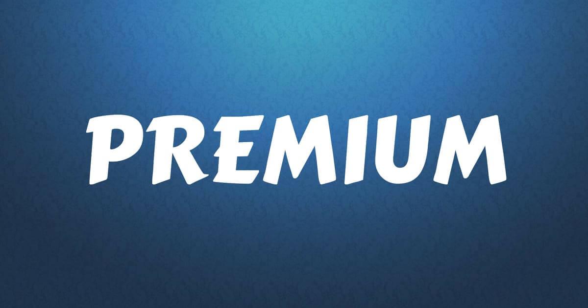 Conteúdo Premium