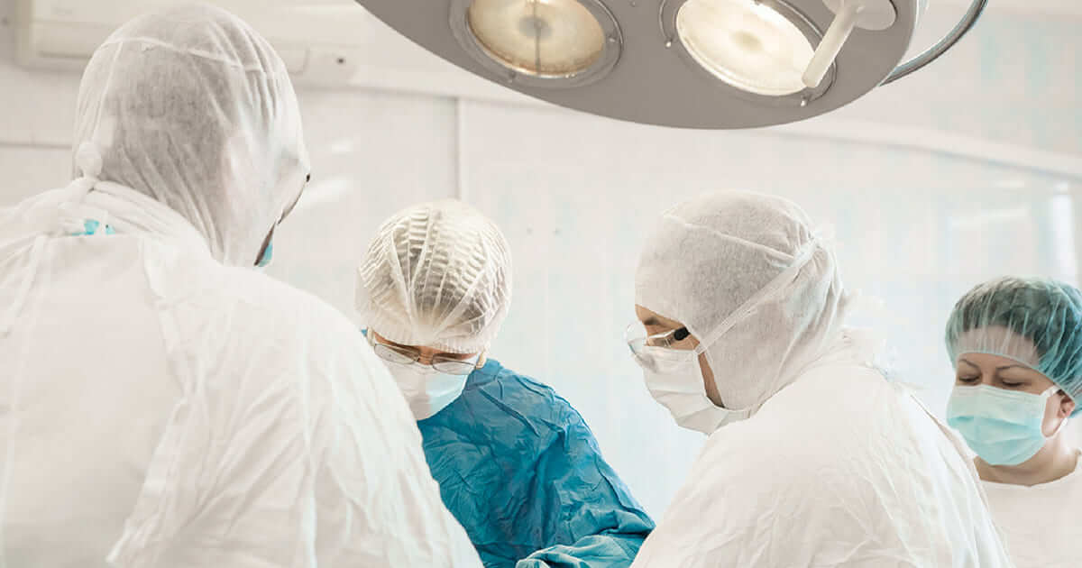Acidentes no  Centro  Cirúrgico