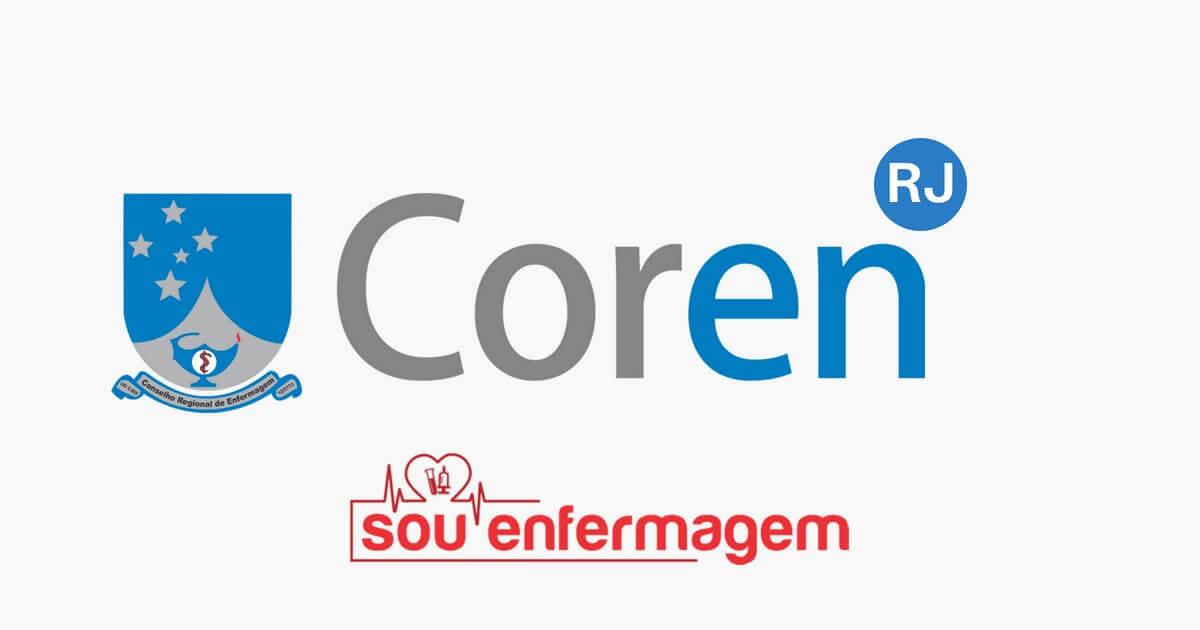 COREN-RJ Conselho Regional de Enfermagem do Rio de Janeiro