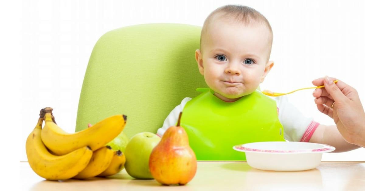 Dez passos para uma alimentação saudável em crianças