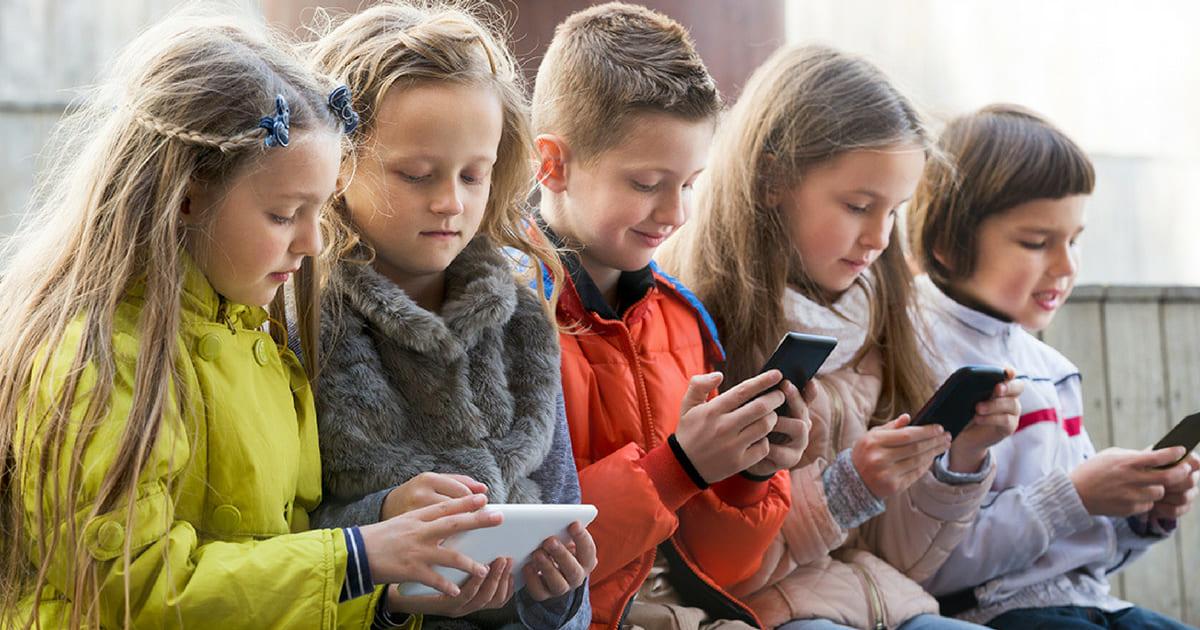 Maior parte do uso infantil de tecnologia não tem conteúdo educativo