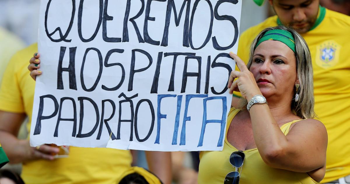 Custo da Copa do Mundo
