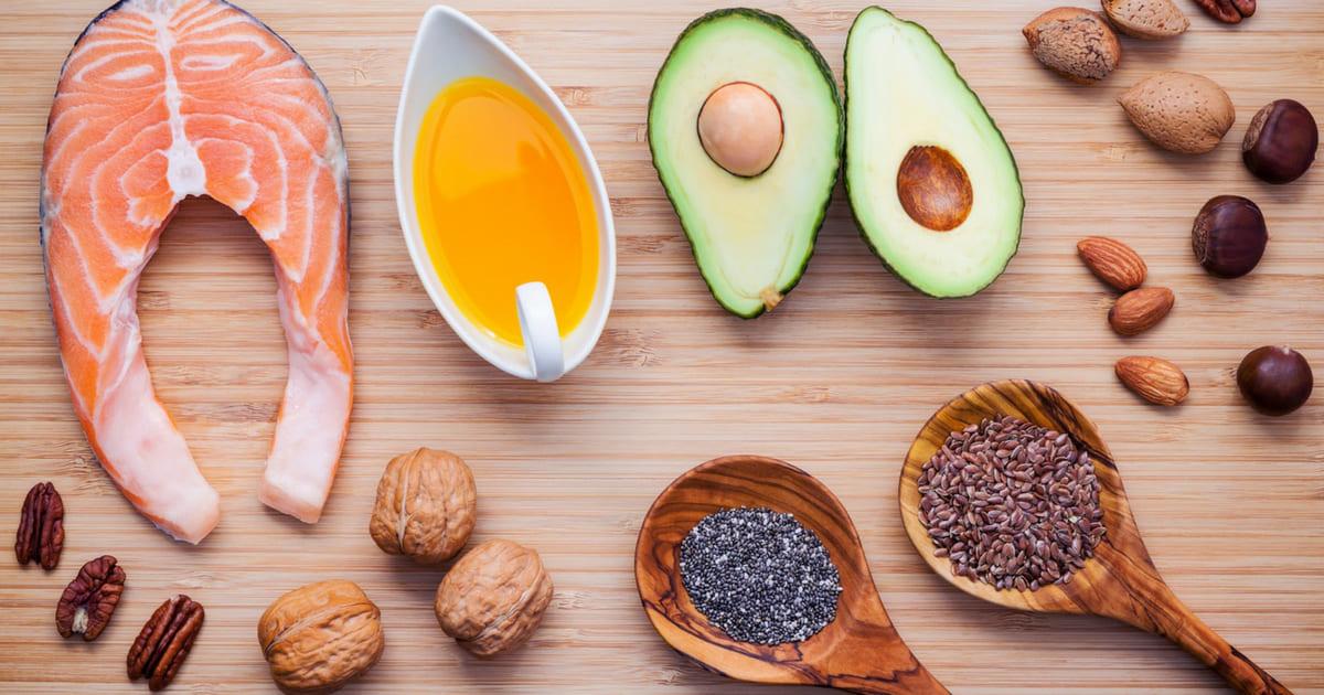 Alimentos e a Gordura