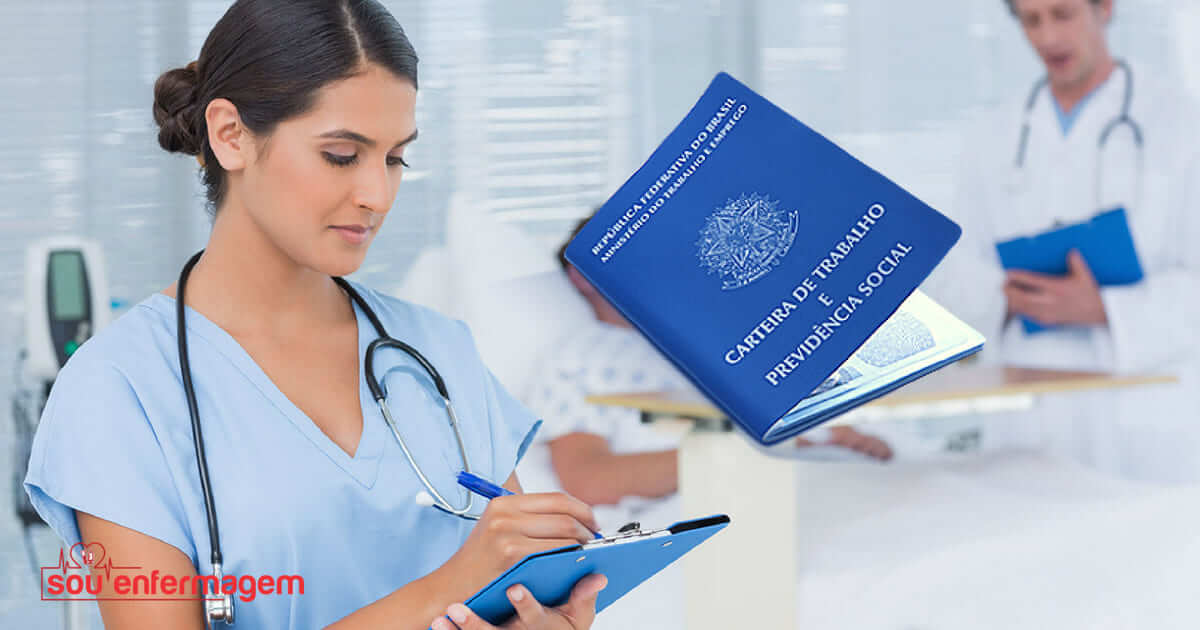 Auxiliar de Enfermagem Consegue Salário de Técnico na Justiça