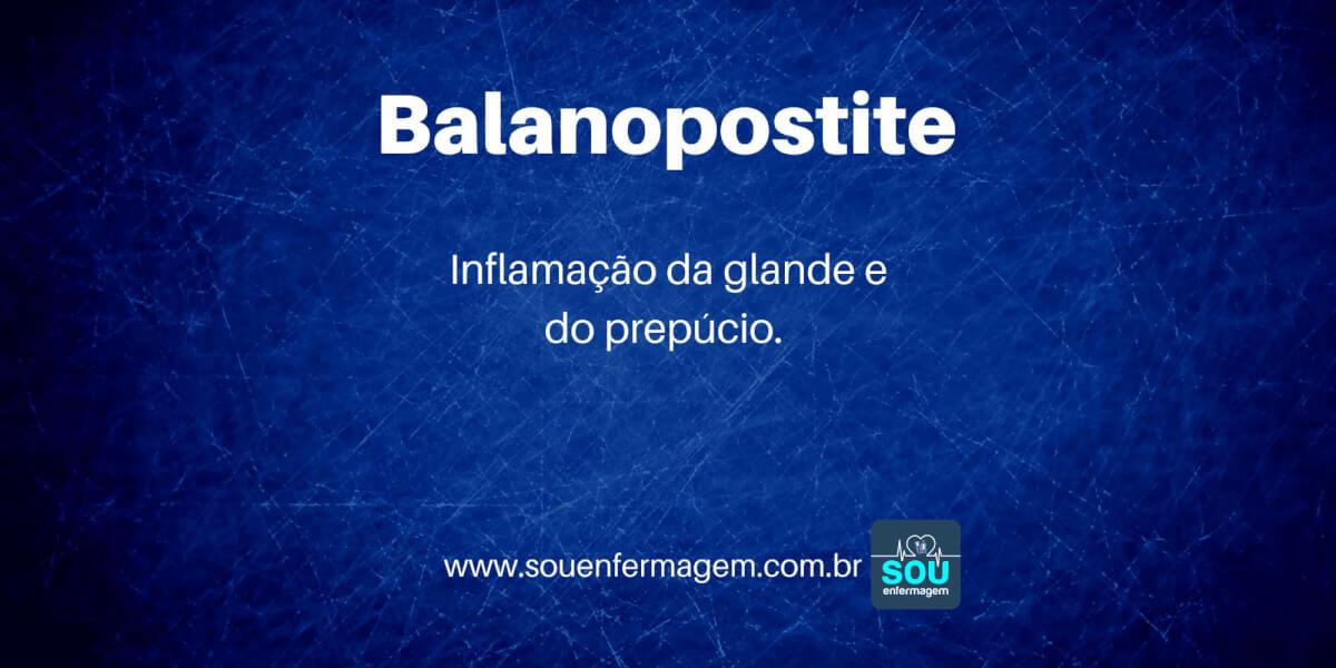 Balanopostite