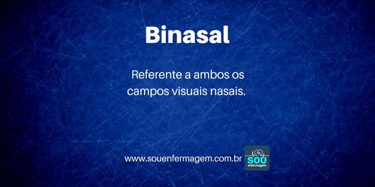 Binasal