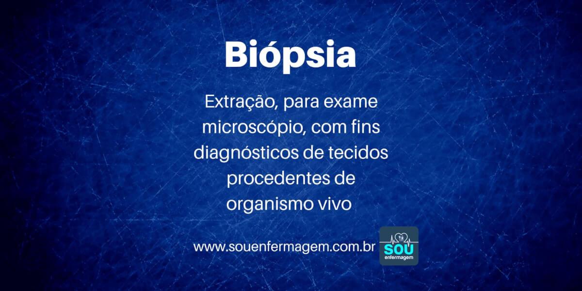 Biópsia