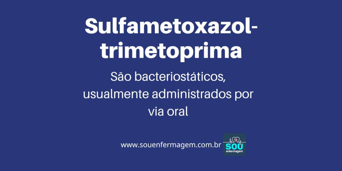 Sulfametoxazol-trimetoprima