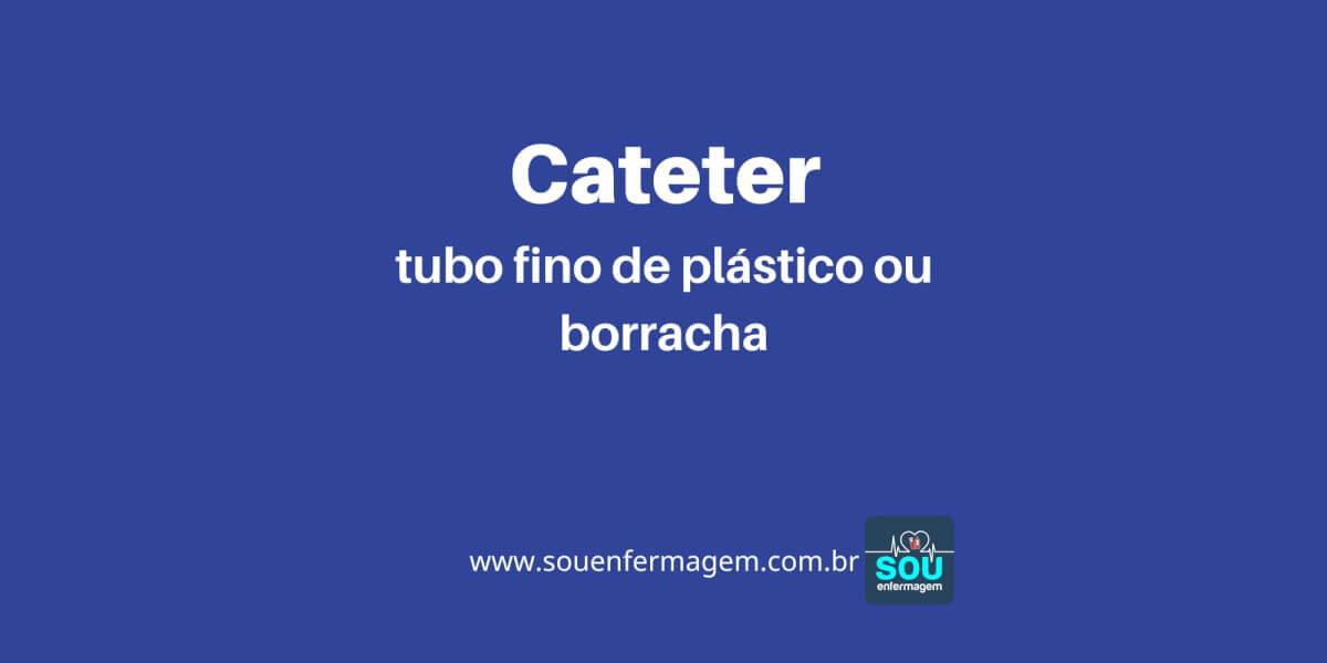 Cateter