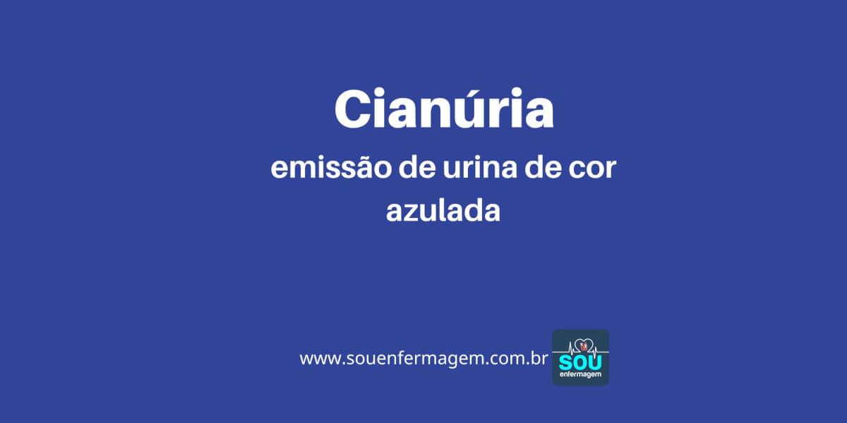 Cianúria