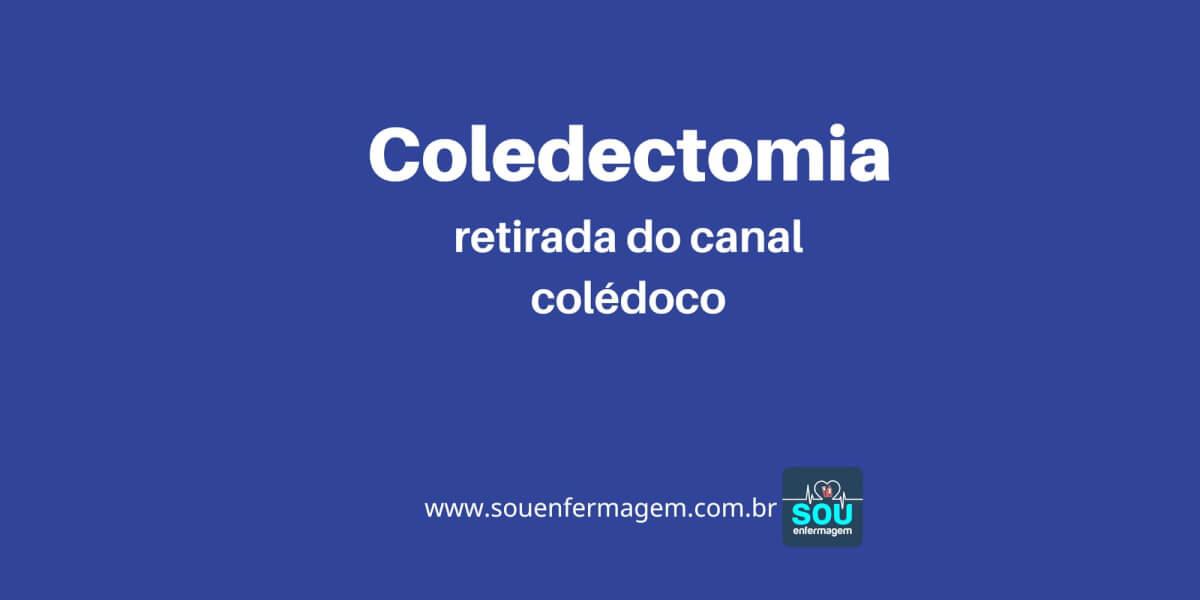 Coledectomia