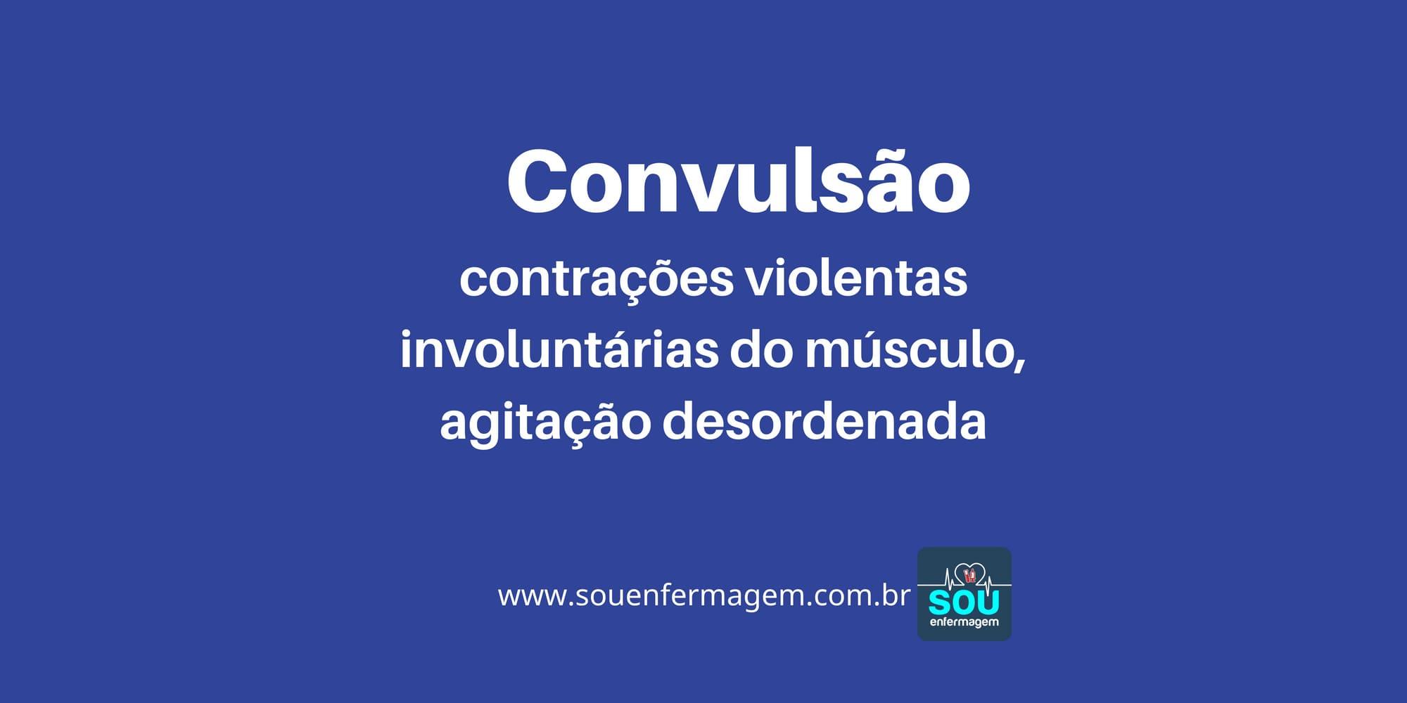 Convulsão