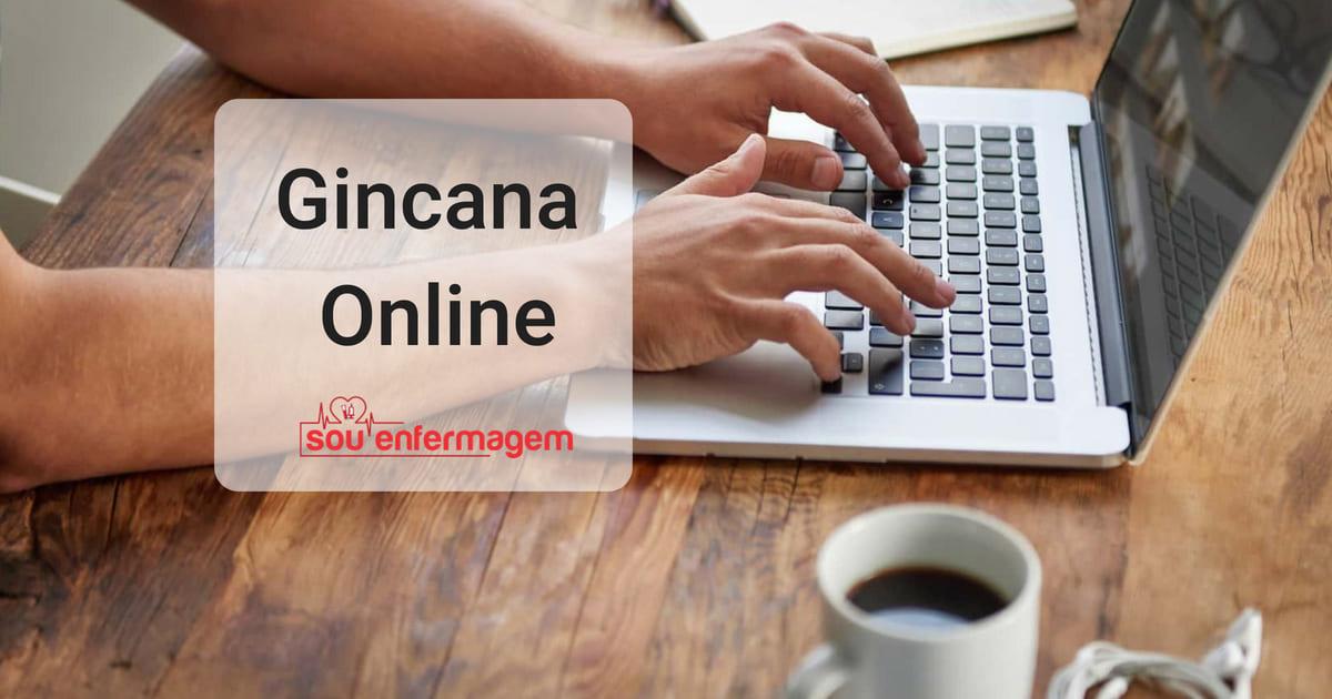 Instituto Sou Enfermagem realiza Gincana Online para Membros e Voluntários
