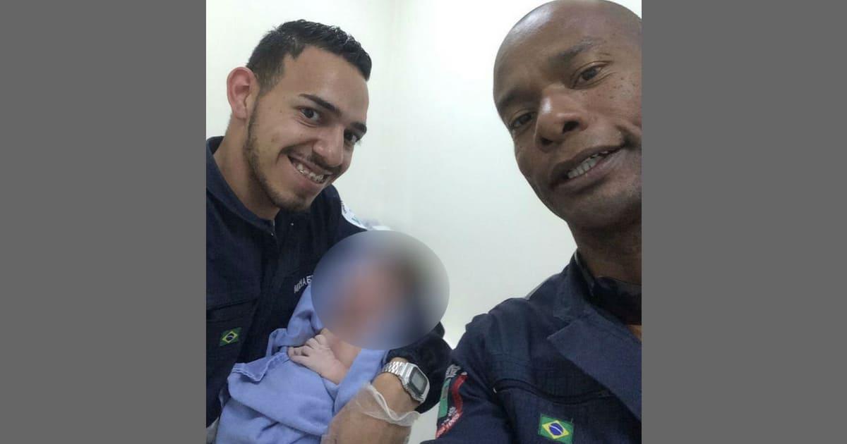 Técnico de enfermagem fez parto de emergência em ambulância do SAMU em São Paulo