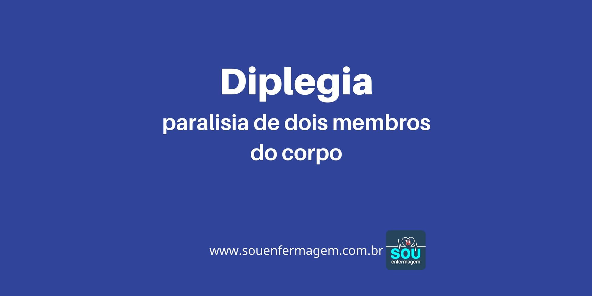 Diplegia