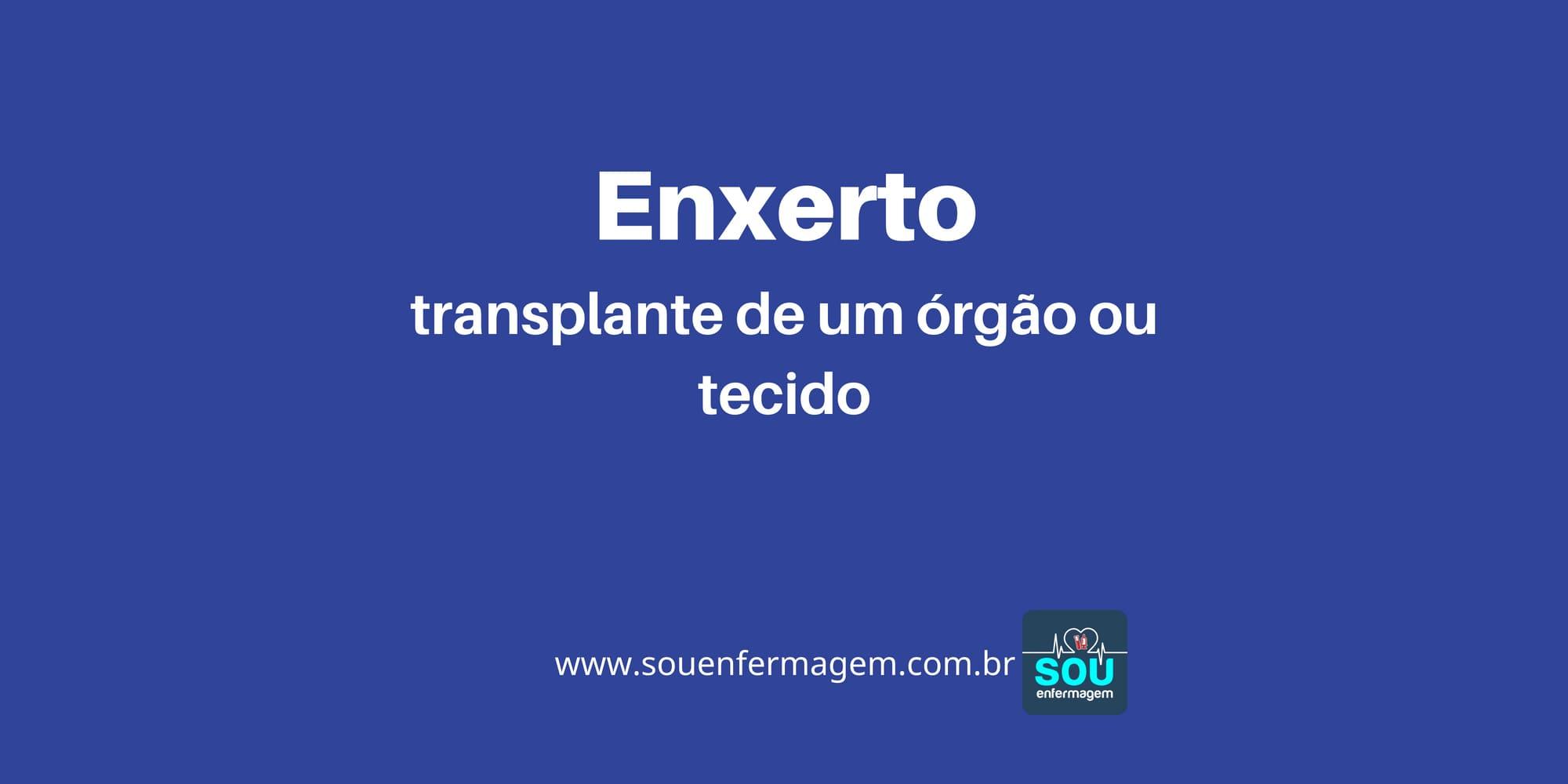 Enxerto