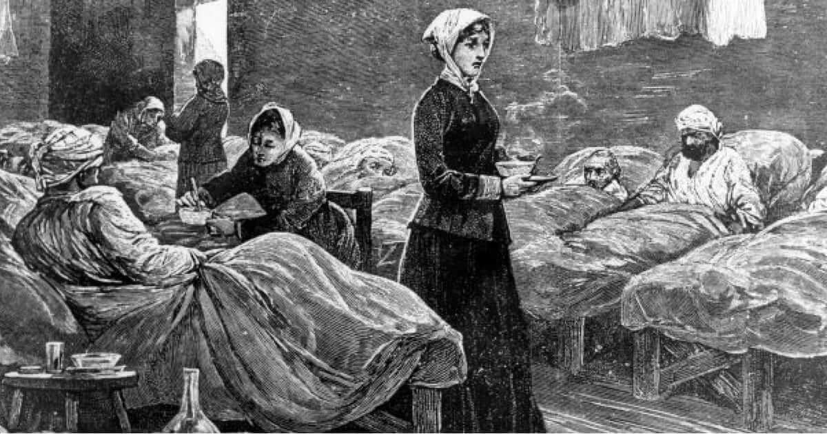 Origem da Enfermagem