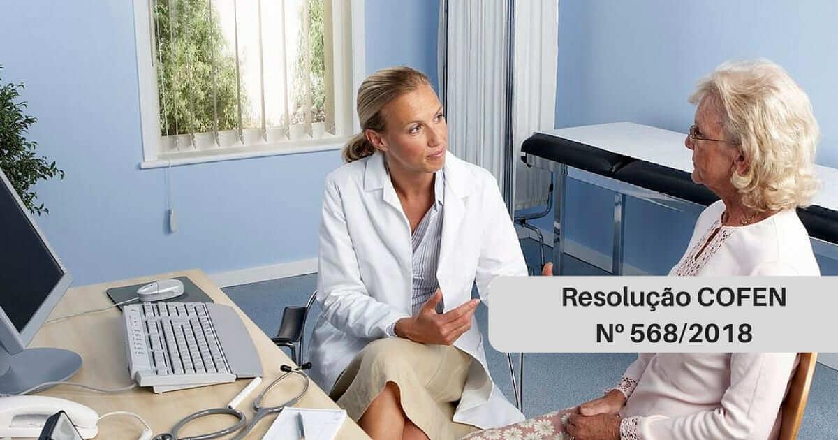 Cofen Regulamenta a Consulta de Enfermagem e Clínicas de Enfermagem