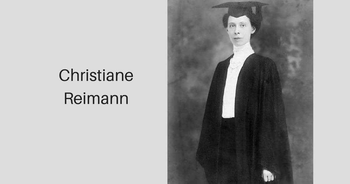 Christiane Reimann