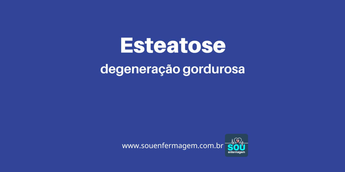 Esteatose