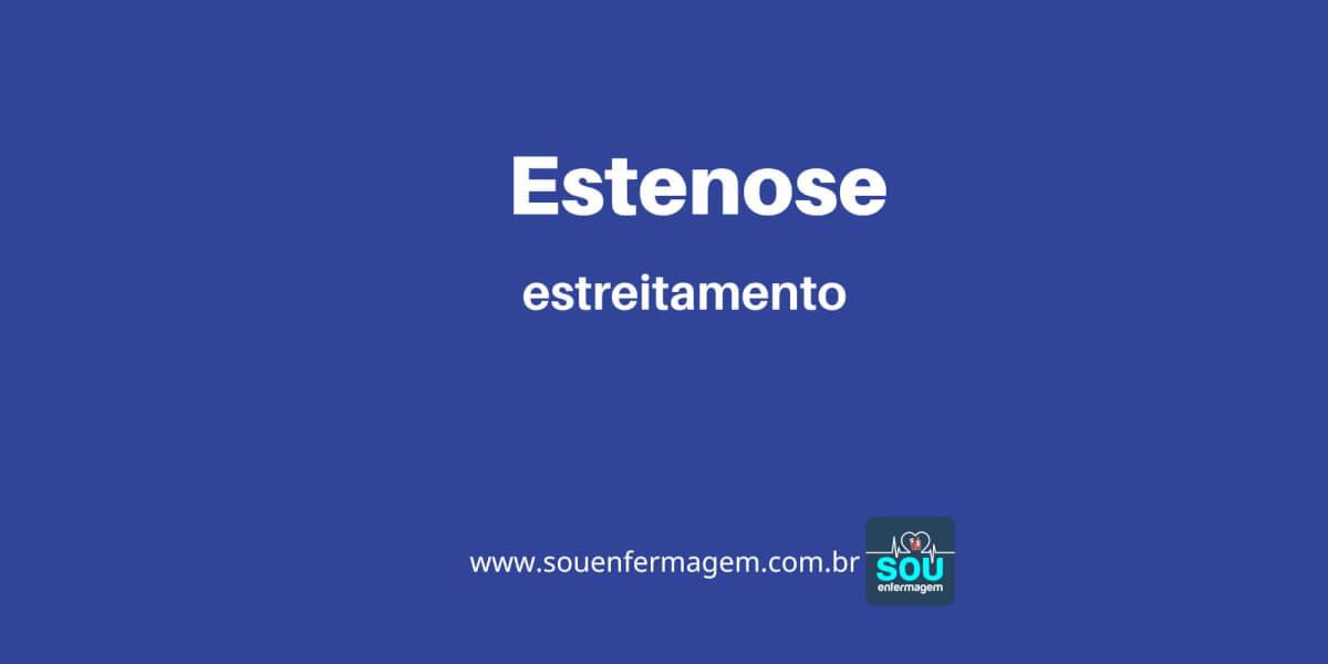 Estenose
