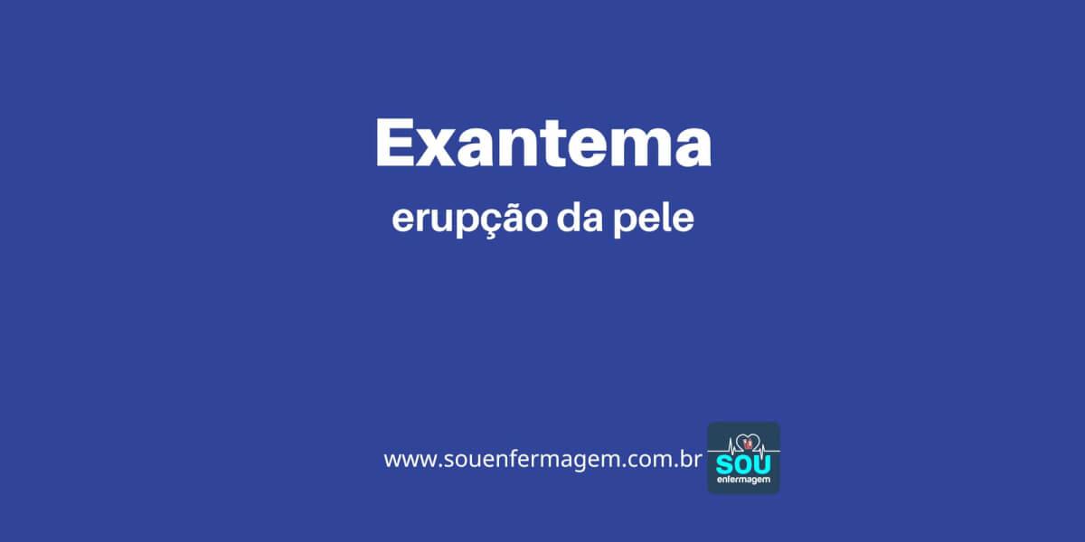 Exantema