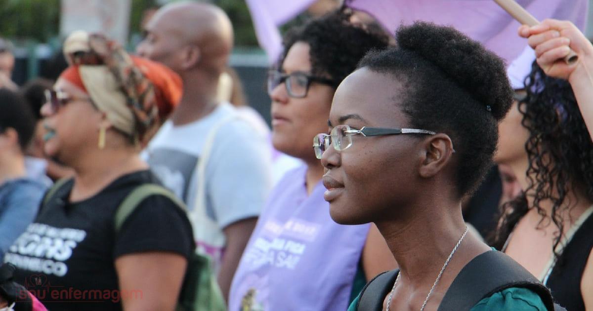 As Mulheres Negras representam o grupo de ativista