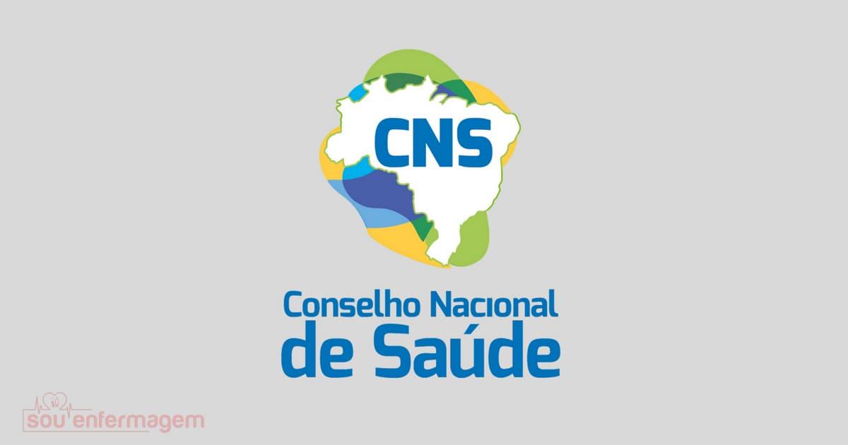 Conselho Nacional de Saúde - CNS abre Processo