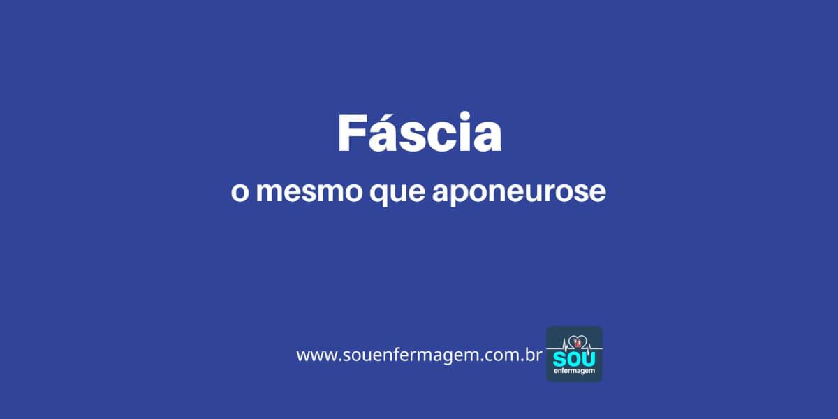 Fáscia