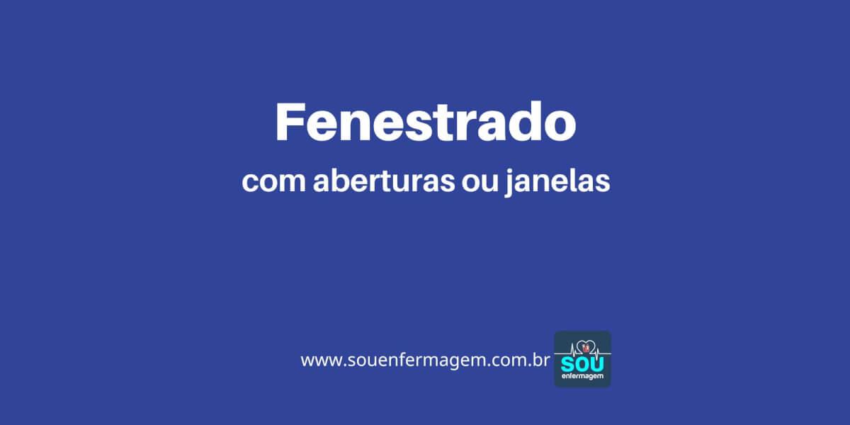 Fenestrado