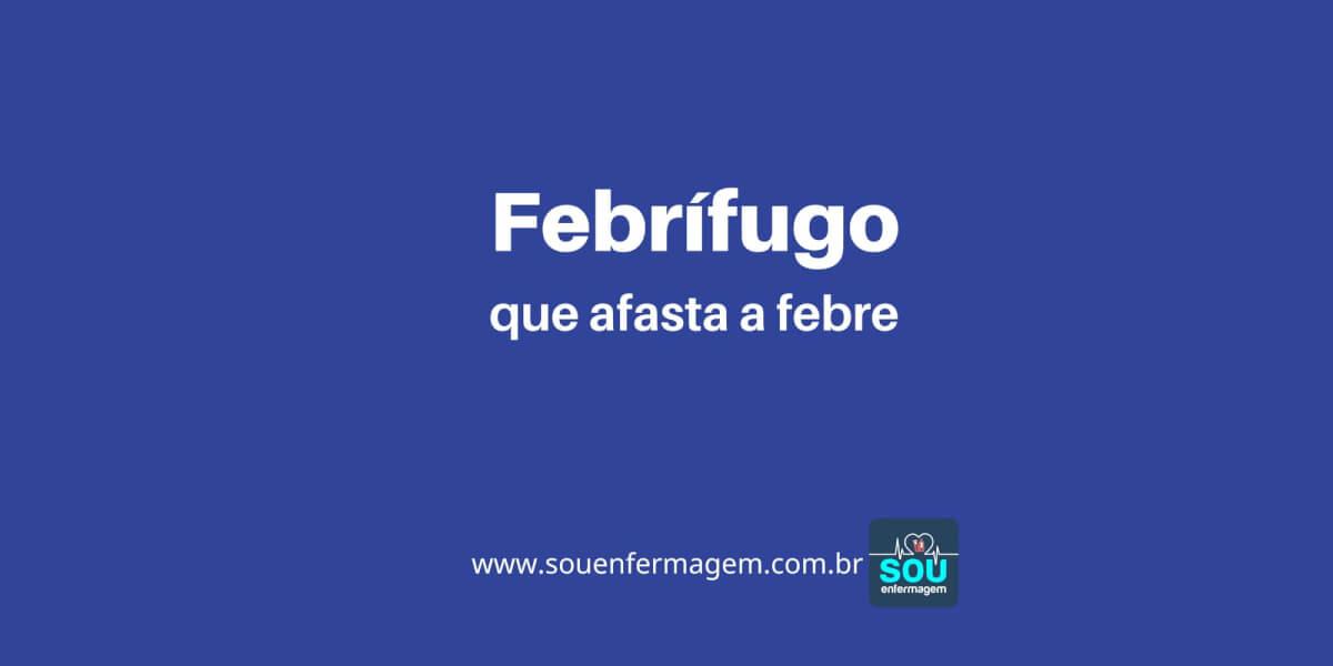 Febrífugo