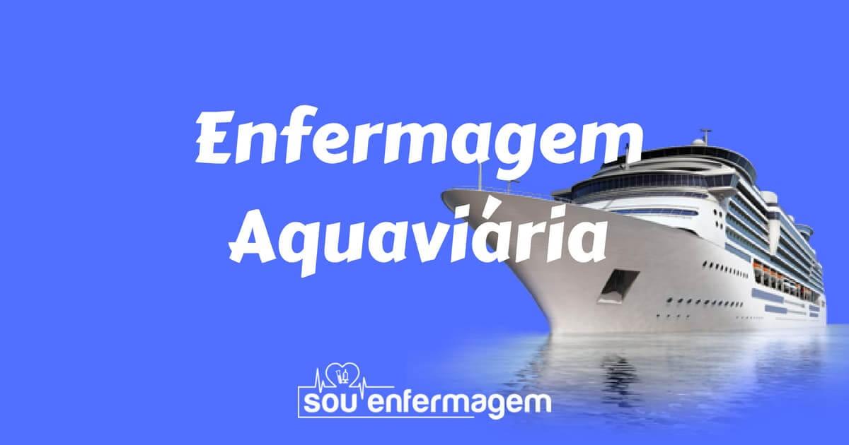 Especialidade em Enfermagem Aquaviária