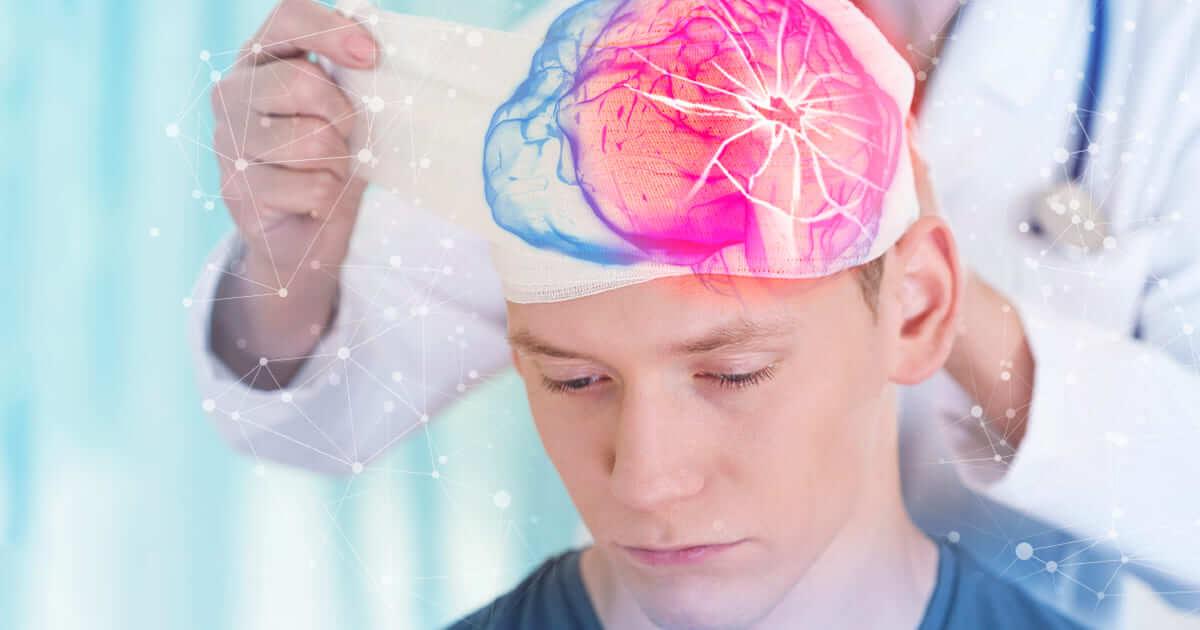 Quais são os tipos de lesões na cabeça?