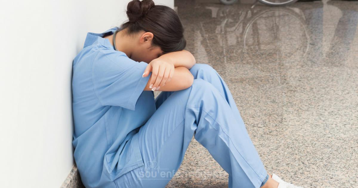 A Depressão em Profissionais de Enfermagem Pode Gerar Suicídio