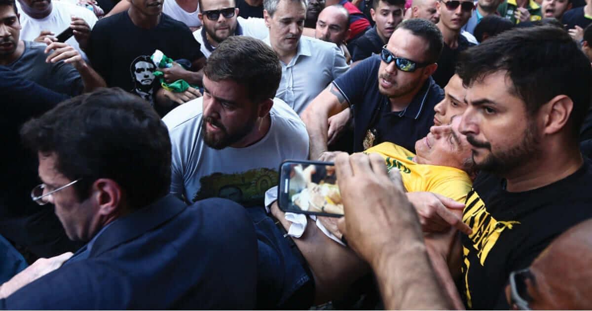 Bolsonaro sofreu realmente um atentado a faca ou foi forjado?
