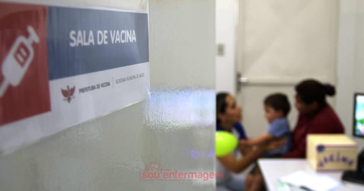 O Funcionamento da Sala de Vacinação
