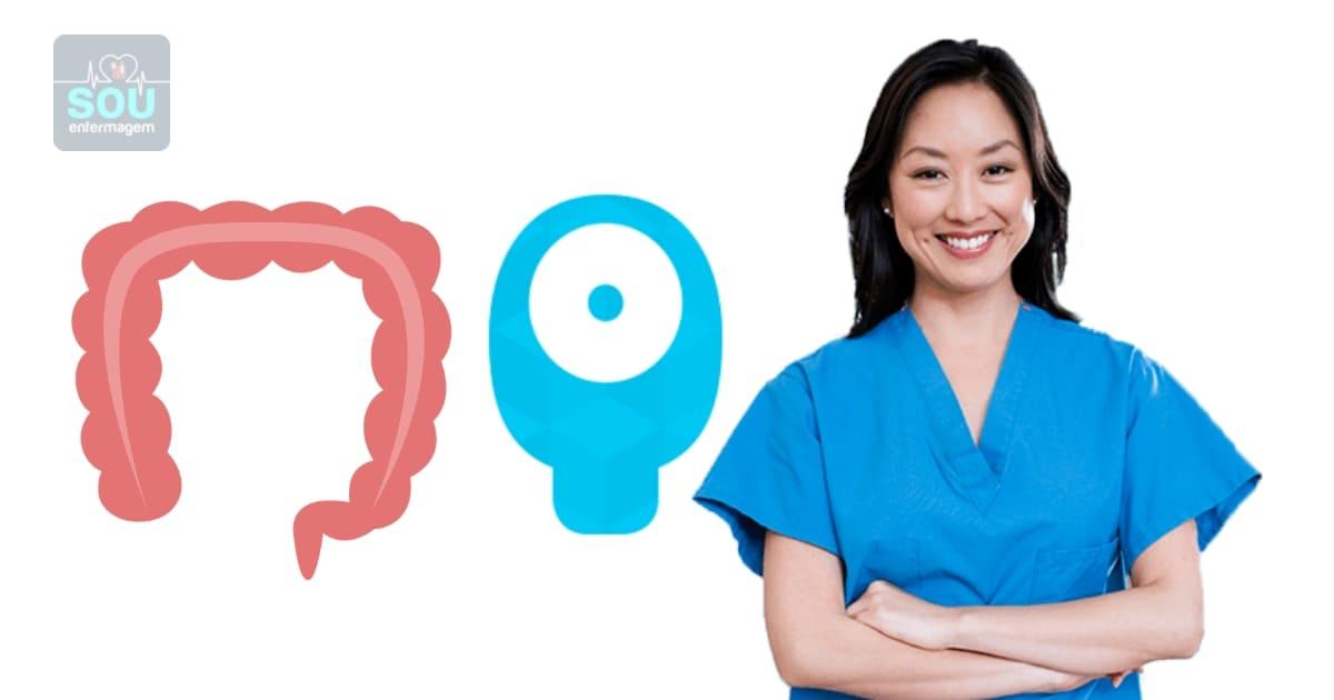 Orientações de enfermagem para os pacientes com colostomia