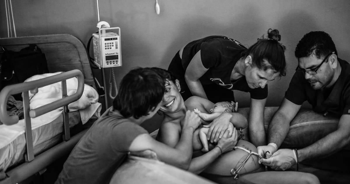Profissionais de Enfermagem defendem parto humanizado