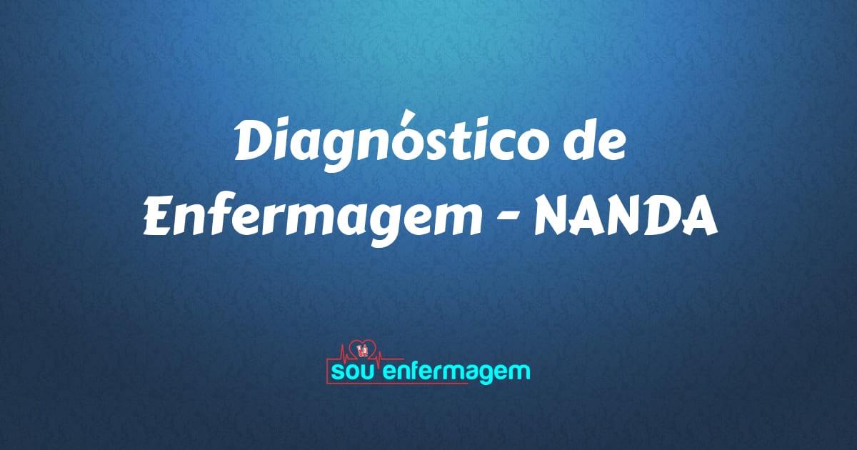 Diagnóstico de Enfermagem - NANDA 2018-2020