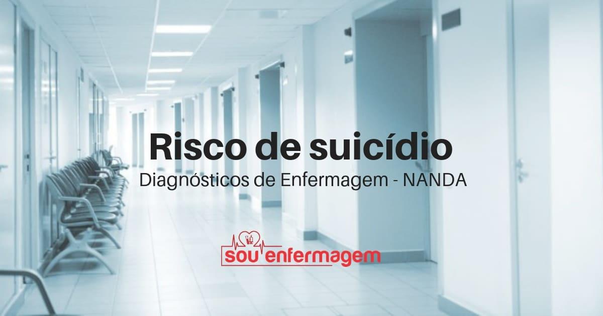 Risco de suicídio - NANDA