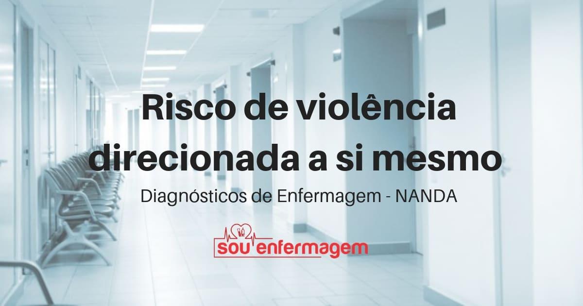 Risco de violência direcionada a outros - NANDA