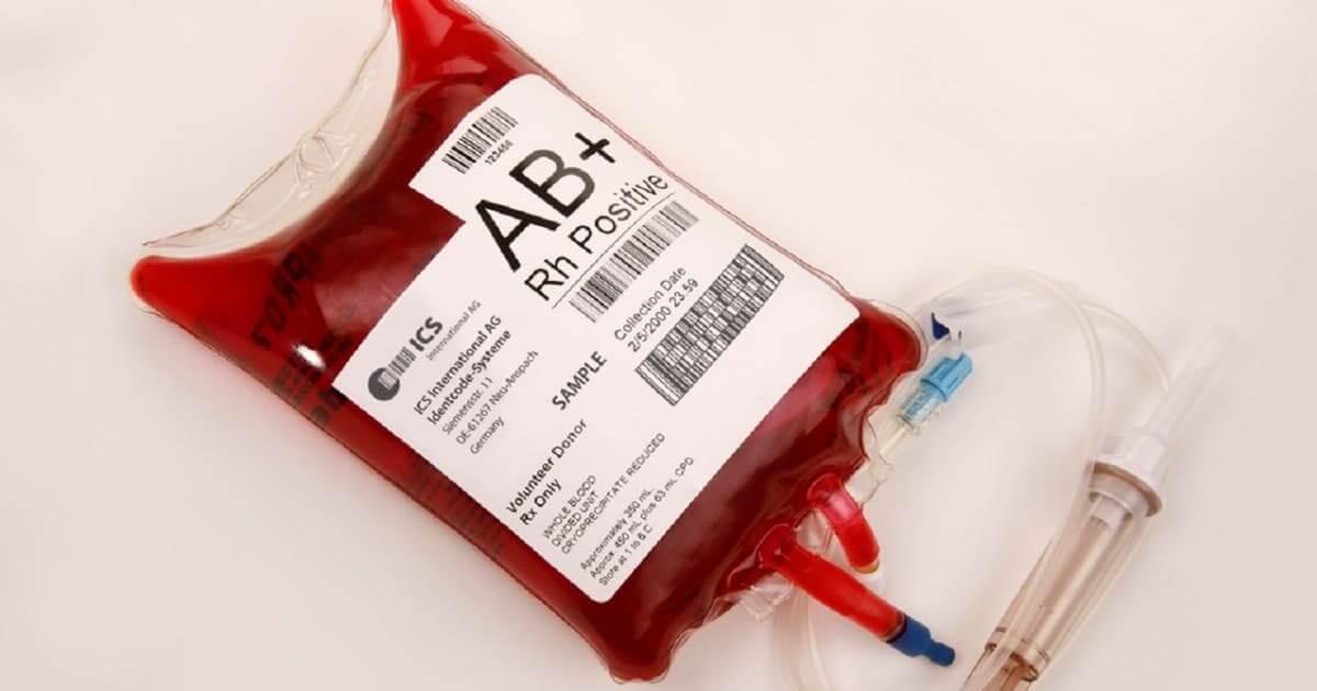 Quem não pode doar sangue?