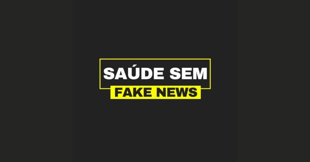 Ministério da Saúde já identificou 185 focos de fake news na internet