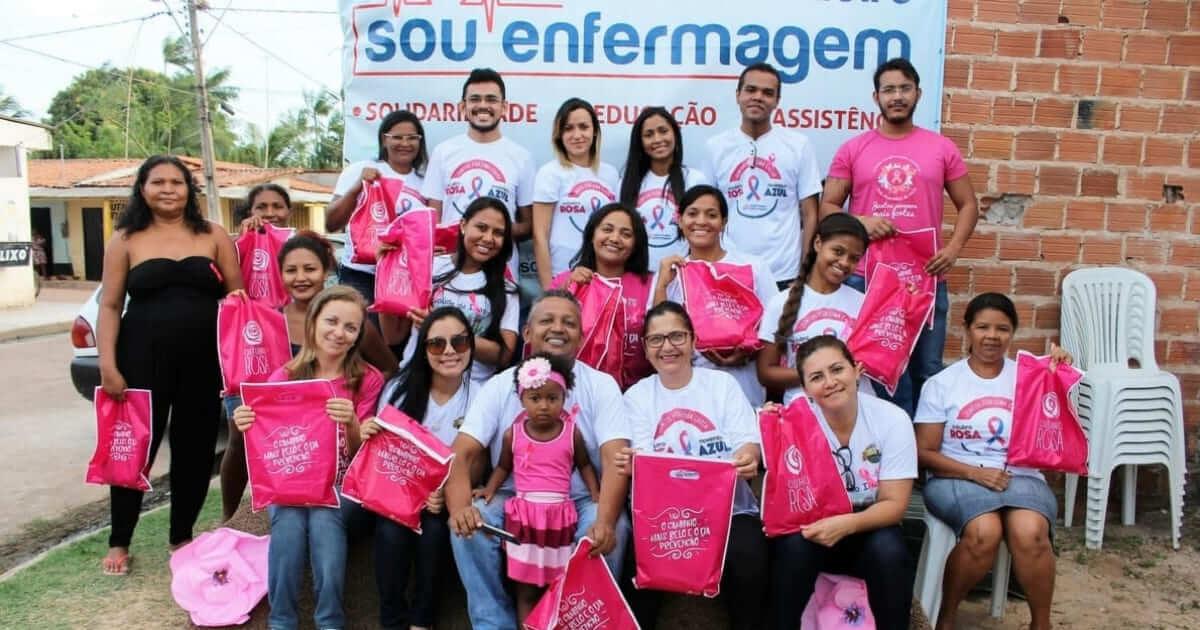 Outubro Rosa é uma campanha mundial