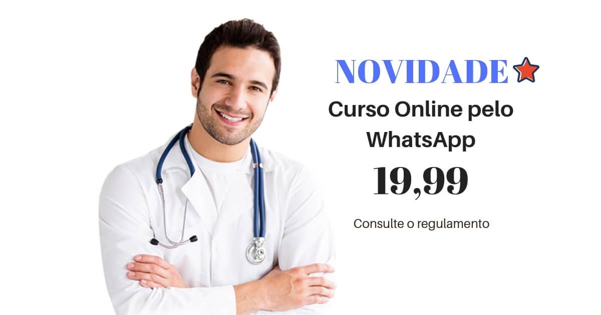 Conheça os Cursos Online pelo WhatsApp promovidos pelo Instituto