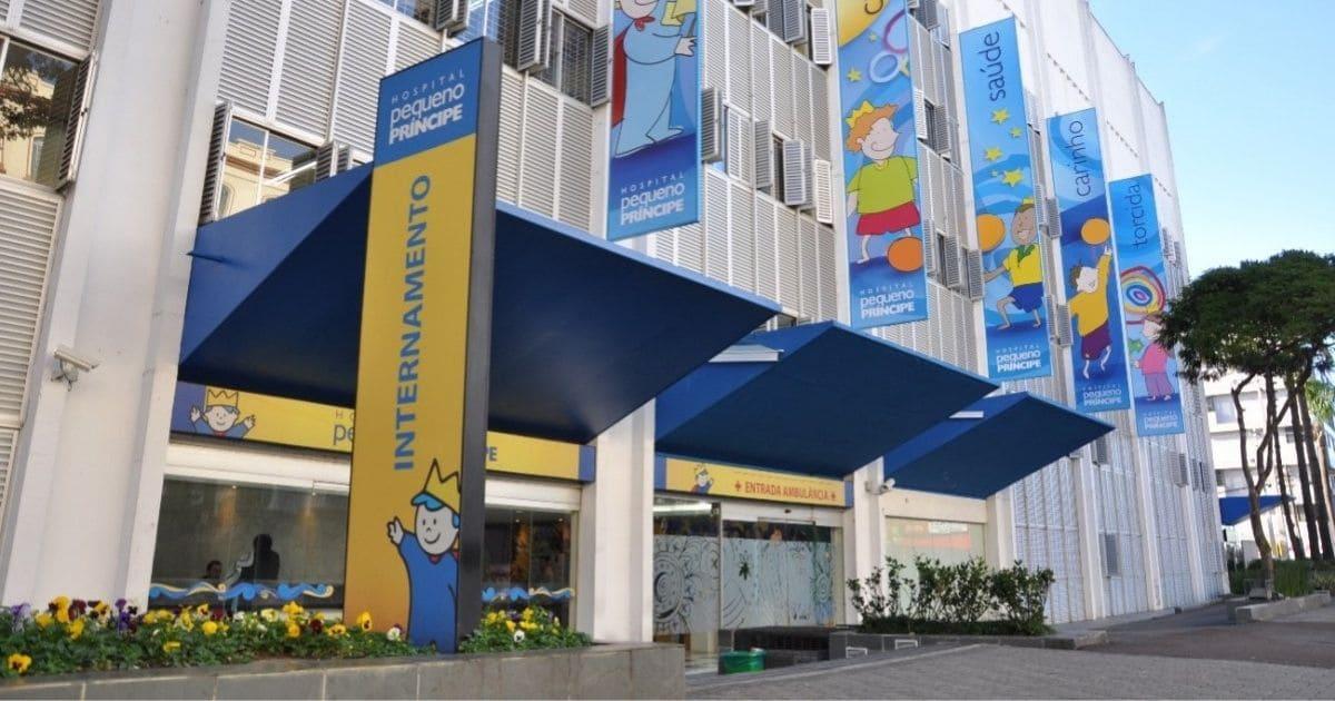 Hospital Pediátrico Pequeno Príncipe alcança nível 3 de acreditação pela ONA